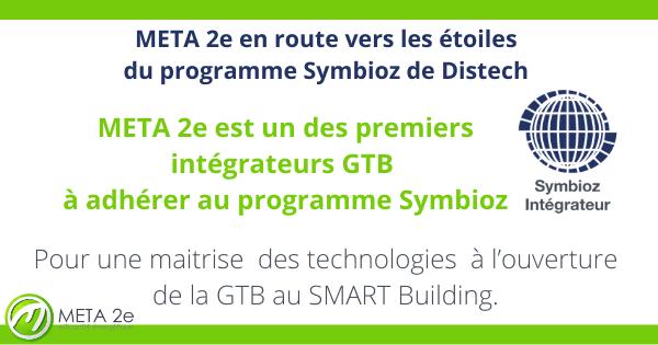 META2e intégrateur SYMBIOZ Distech