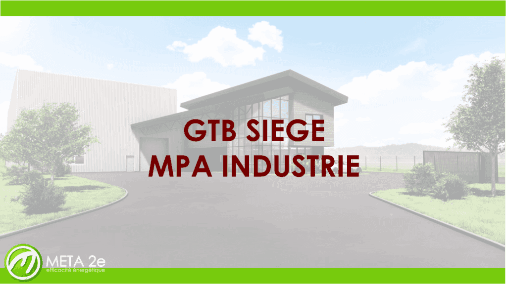 GTB MPA INDUSTRIE